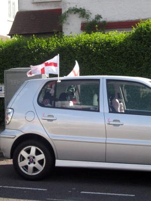 Englandcar
